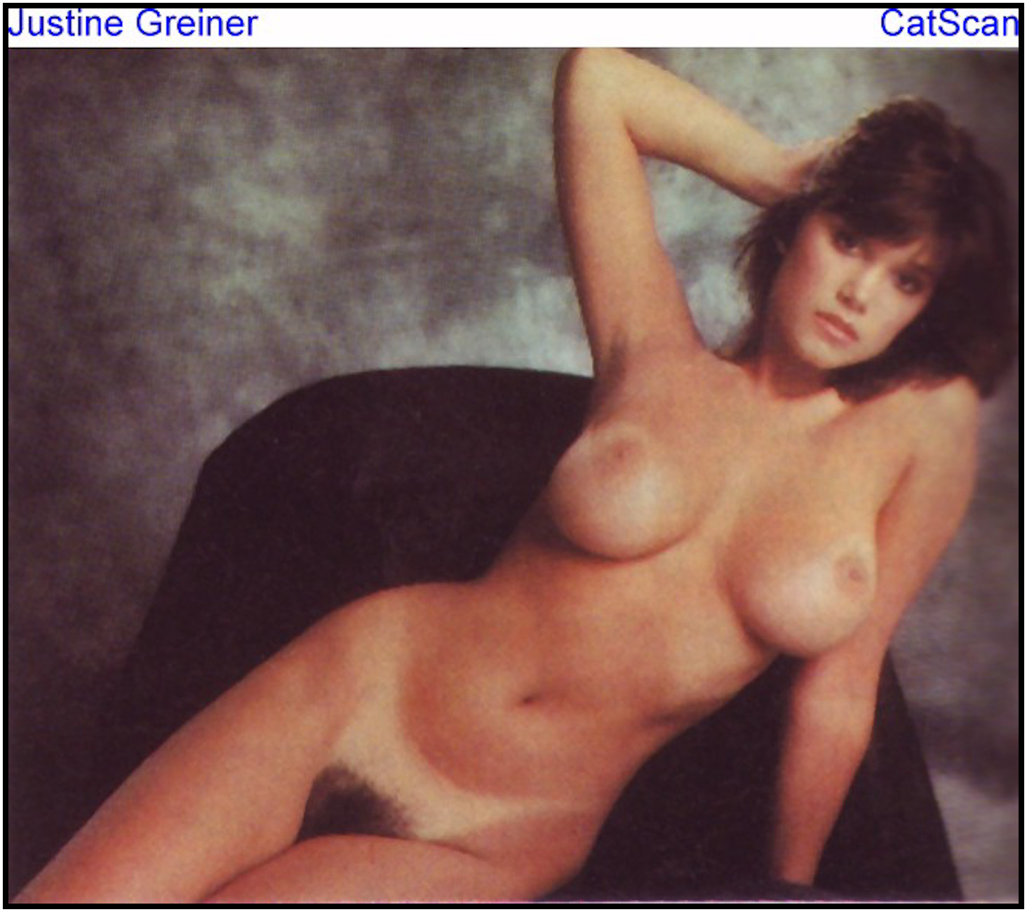 Nude justine greiner