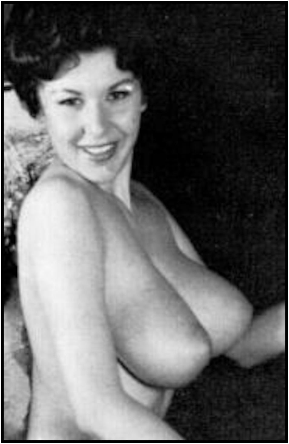 nude vintage Elaine reynolds